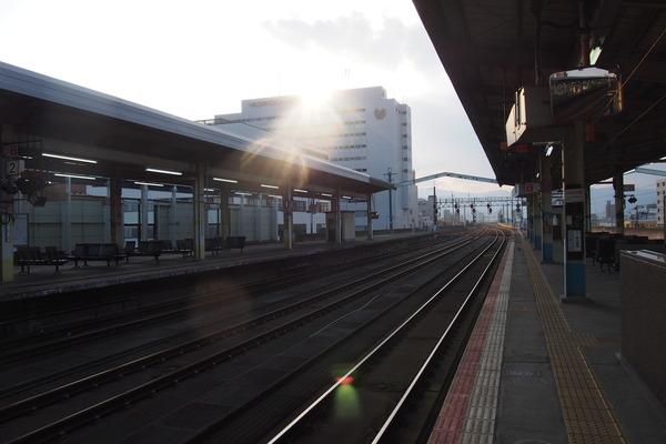 春の鉄道むすめ巡り智頭急行前編  (27)