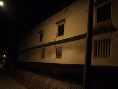 夜の竹原・酒蔵交流館