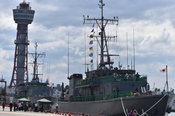 博多湾の艦船たち (56)