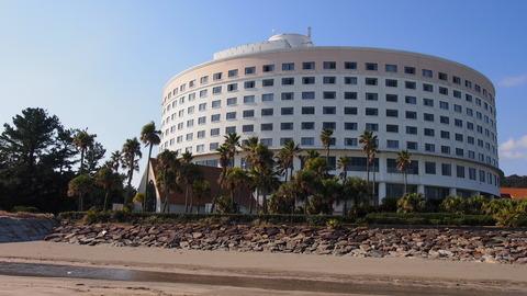 青島パームビーチホテル(4)