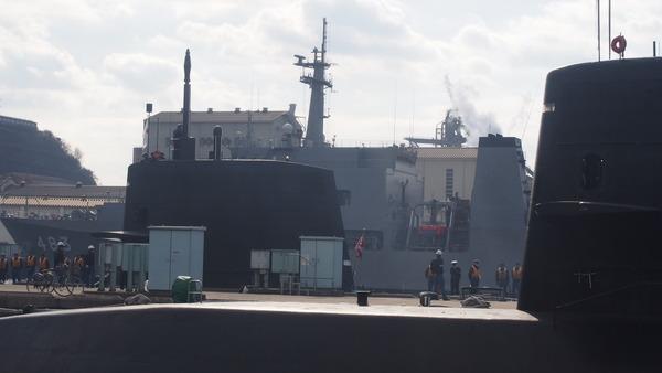 呉艦船巡り2016年1月10日 (16)