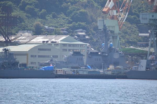 長崎帆船まつりと護衛艦 (34)