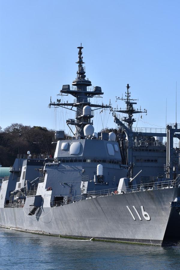 横須賀軍港めぐり追加 (2)