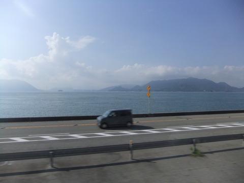 呉線の車窓(4)