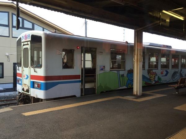 春の鉄道むすめ巡り智頭急行前編  (3)