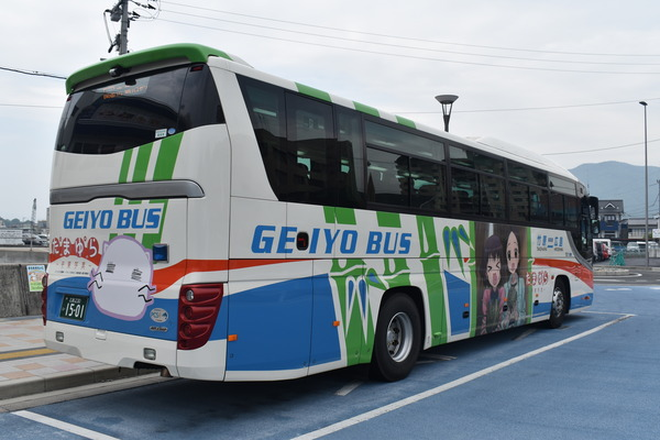 たまゆらバス@竹原港 (5)