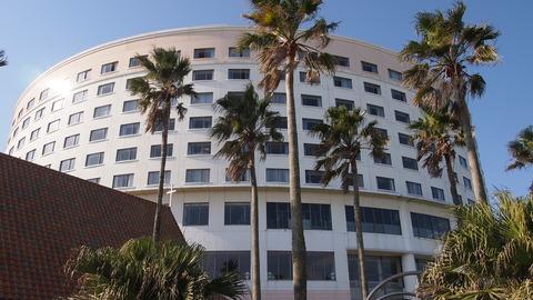 青島パームビーチホテル(1)
