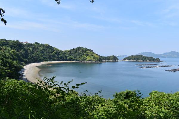 笠戸島のコンクリート船 (21)