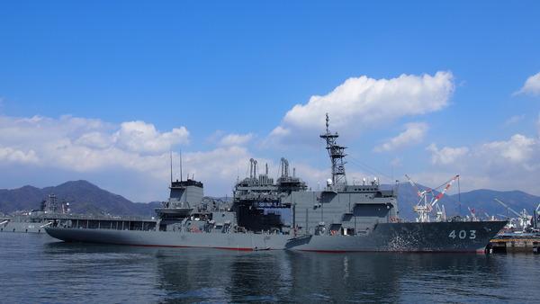 軍港クルーズ(2014春の青春18きっぷ呉) (16)