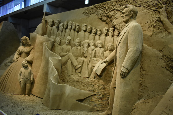 砂の美術館 (16)
