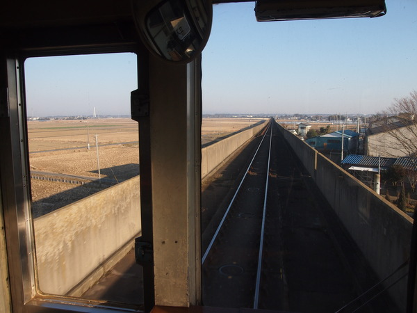 ガルパン列車で大洗へ (14)
