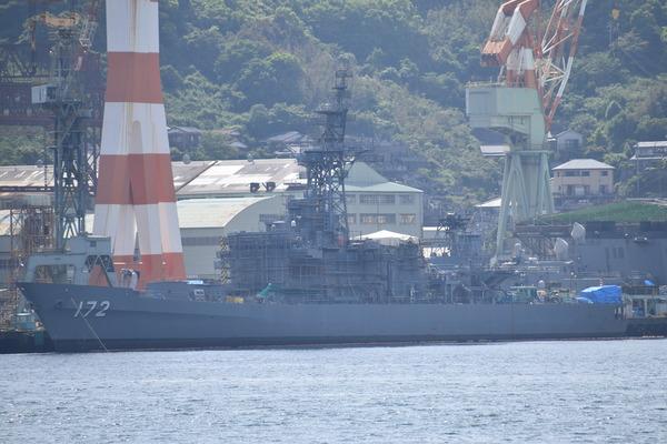 長崎帆船まつりと護衛艦 (42)