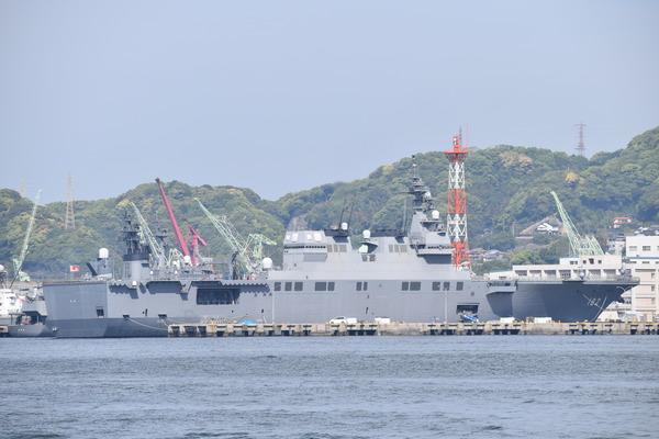 長崎帆船まつりと護衛艦 (8)