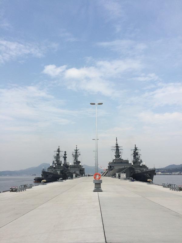 呉練習艦せとゆき艦艇公開 (73)