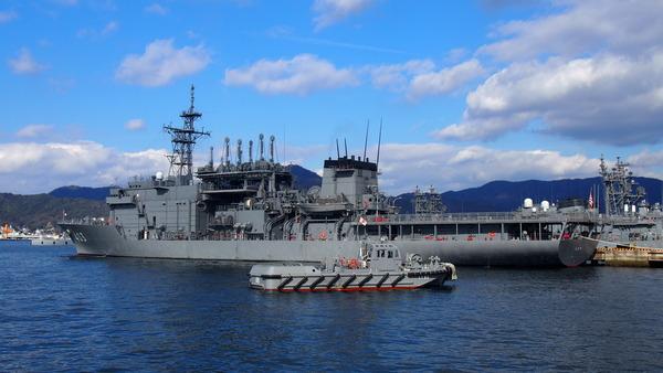 呉艦船巡り2016年1月10日 (13)