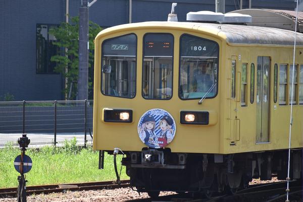 近江鉄道伊豆箱根鉄道コラボHM (24)