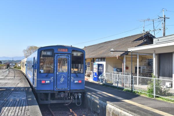 くま川鉄道と球磨記念館 (13)