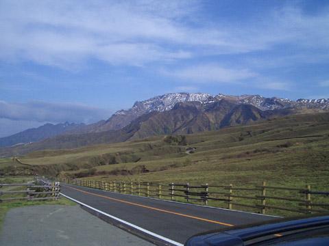阿蘇登山道1