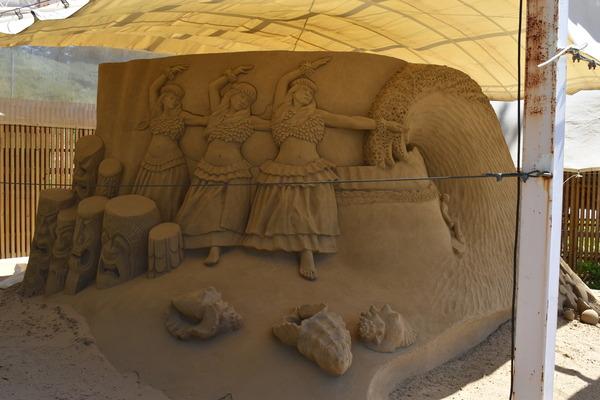 砂の美術館 (9)