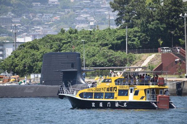 そうりゅう型潜水艦@倉島岸壁 (4)