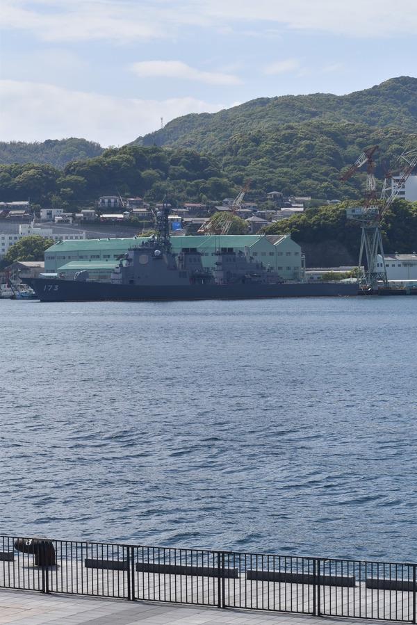 長崎帆船まつりと護衛艦 (44)