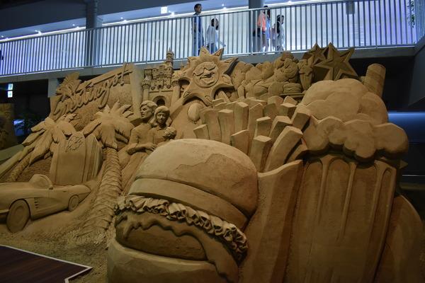 砂の美術館 (13)