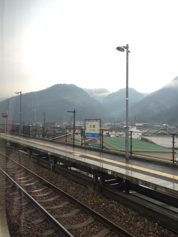 春の鉄道むすめ巡り智頭急行後編  (7)