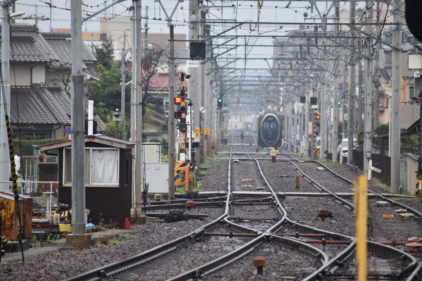 観光列車「ひえい」と叡電であいもんコラボ (5)