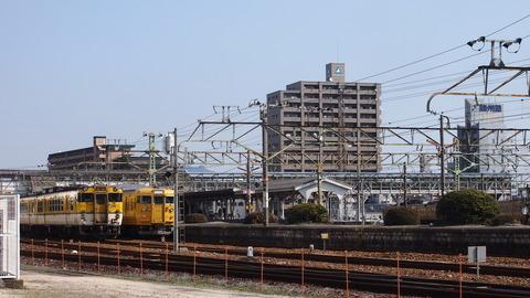 鉄道むすめ巡り3智頭急行 (1)
