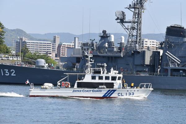 長崎帆船まつりと護衛艦 (6)