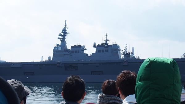 軍港クルーズ(2014春の青春18きっぷ呉) (6)