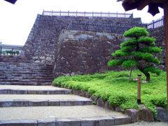 甲府城本丸石垣