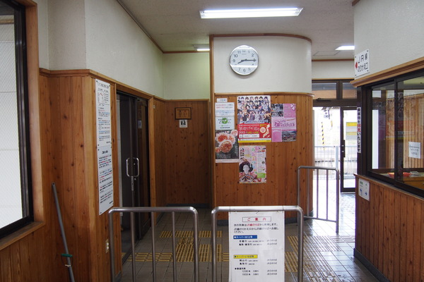 春の鉄道むすめ巡り智頭急行前編  (32)