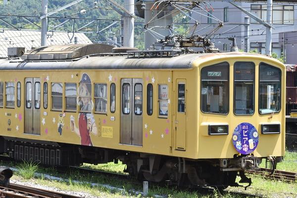 近江鉄道伊豆箱根鉄道コラボHM (8)