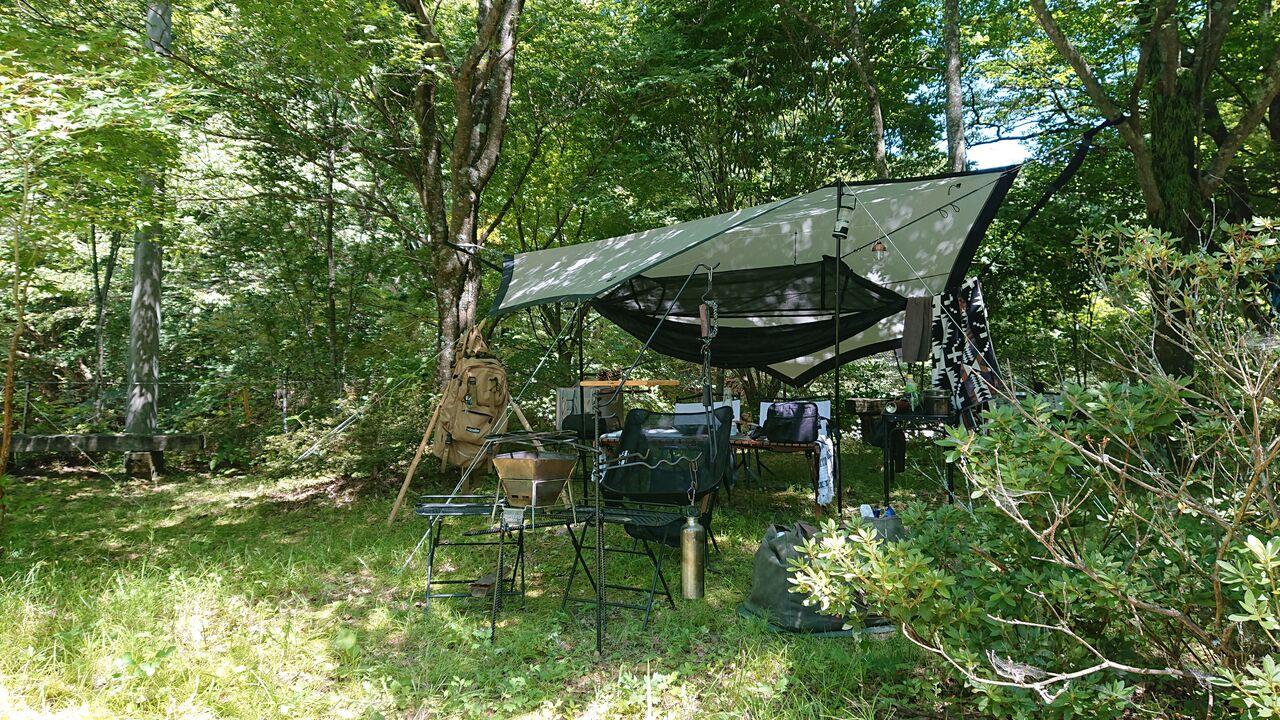 場 クタ の キャンプ 里 オート