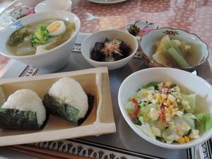 141011-ぽ〜たる亭の食事