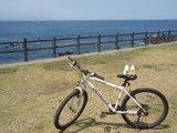自転車ムーミン
