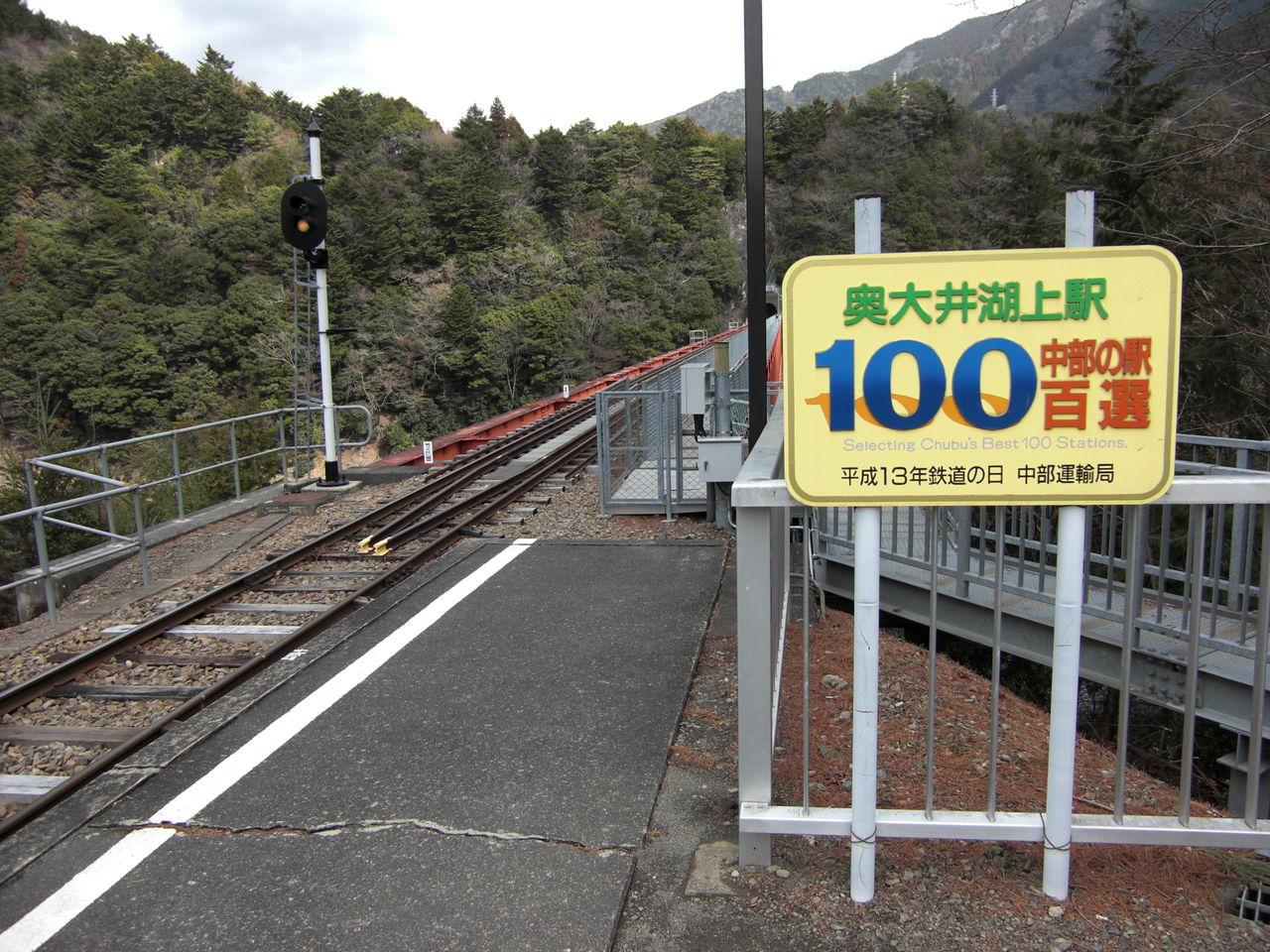 ゆらぺの鉄道旅日記 : 大井川鐵...
