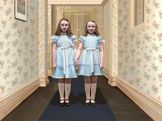 男女あわせて二人の幽霊が一緒に住んでるぞ。  まぁそのぶん家賃安いから、三人でシェアしてるみたいなもんだなw