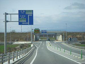 渡島半島のとある峠