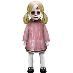 ゴミ処理場で働いている祖母が捨てられた人形を拾ってくるようになった。