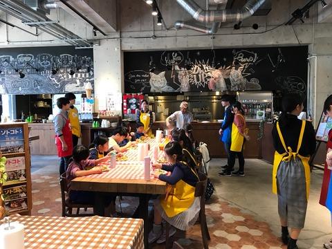 武蔵野大学「ロハスdeこども食堂」に参加してきました