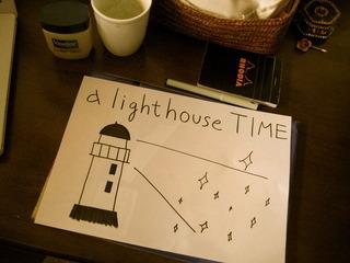 light house time