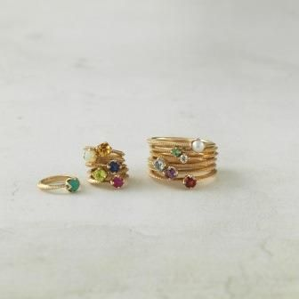 Baby ring & mother ring
