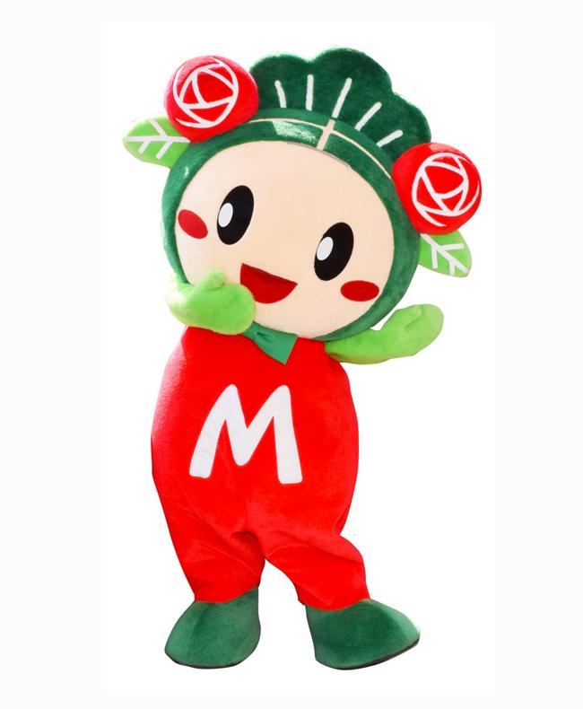 ゆるキャラ:『マッキー』 大阪府松原市