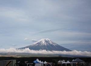 富士山 _20180417_233257