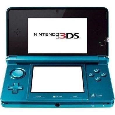 console-nintendo-3ds-bleue-lagon