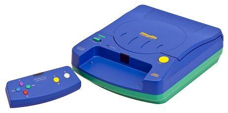 Playdia-Console-Set