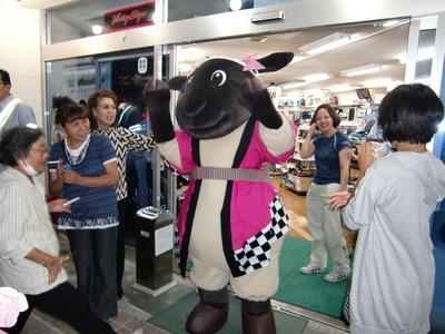 天塩川祭りさほっちガールフレンド