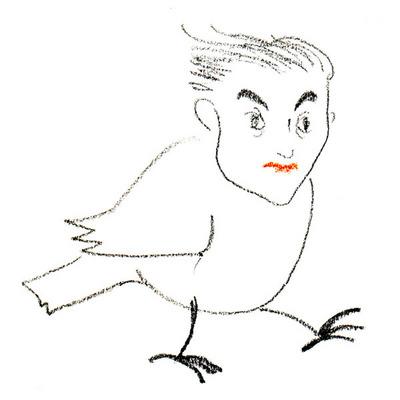 ユキオさん鳩